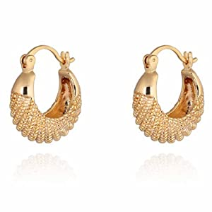 Gold earrings simple designs with price shoes