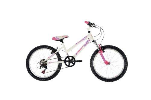 Falcon Blossom - Accesorio para bicicleta infantil, color blanco