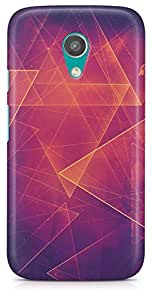 Moto G2 Back Cover by Vcrome,Premium Quality Designer Printed Lightweight Slim Fit Matte Finish Hard Case Back Cover for Moto G2