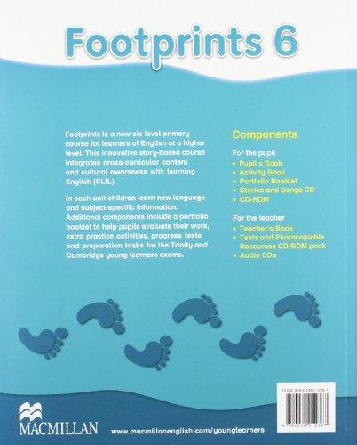 FOOTPRINTS 6 Pb