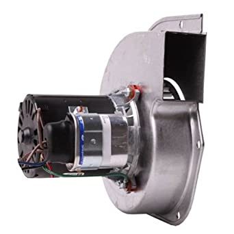 A369 trane furnace draft inducer exhaust vent venter for Furnace inducer motor replacement cost