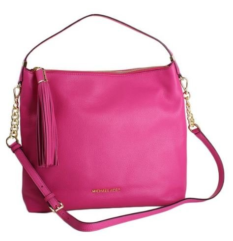 Michael Michael Kors Weston Large Shoulder Bag Zinnia