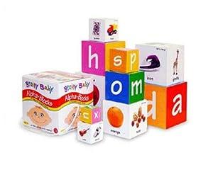 Brainy Baby Stacking Alpha blocks
