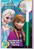 ディズニー アナと雪の女王 ぬりえ Disneys Frozen Invisible Ink Coloring Book