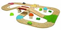 Big Sale Plan Toys City Road and Rail Roadway Set