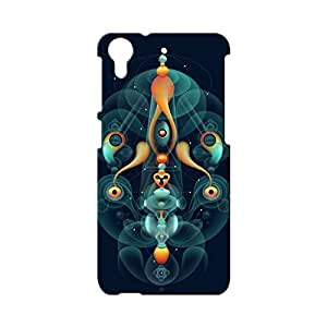 BLUEDIO Designer Printed Back case cover for HTC Desire 626 - G0268