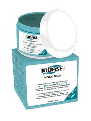 IODASE FANGO DREN Anticellulite 700 g