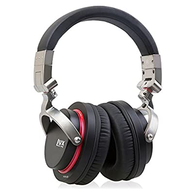 "LyxProâ""¢ Professional Sound Isolating Studio Headphones for Recording, Mixing, DJing & Easy Listening"