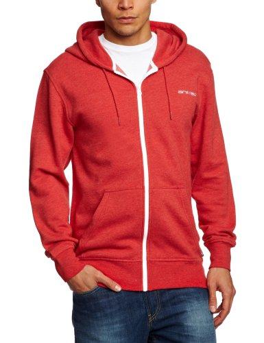 Animal Eutaw Men's Sweatshirt Scarlet Marl X-Large - CL3SC054-N63-XL