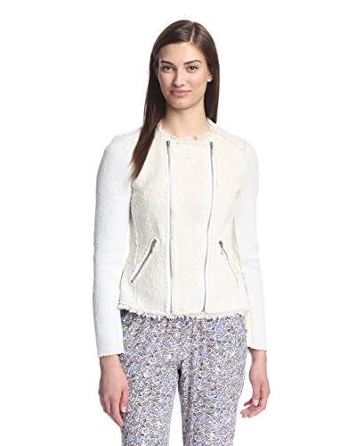 Rebecca Taylor Women's Combo Tweed Jacket