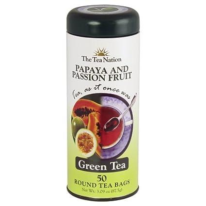 The Tea Nation Papaya