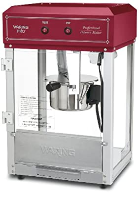 Waring WPM30 Professional Kettle-Style Popcorn Maker by Waring