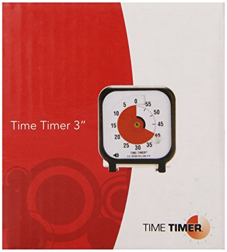 Time Timer, 3 Inch (Time Timer Watch compare prices)
