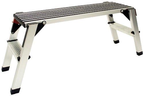 Aluminum Scaffold Work Platform : Workbenches torin t aluminum work platform
