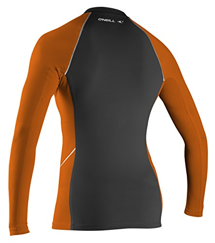 O 39 neill wetsuits uv sun protection womens skins stitchless for Uv long sleeve shirt womens