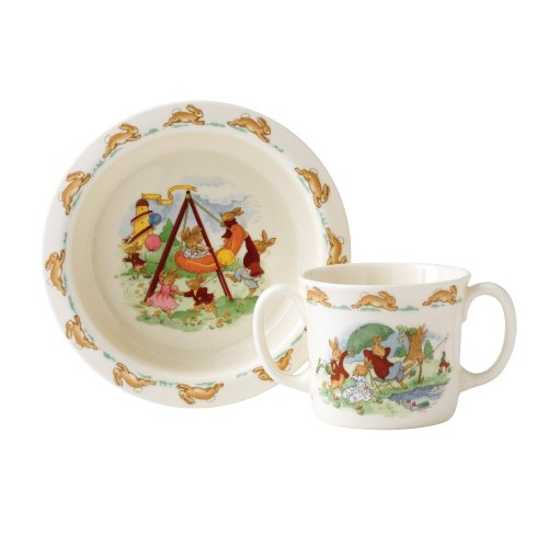 Royal Doulton Bunnykins Baby Dinnerware Set,