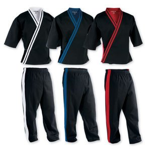 Century Martial Arts Tri-color Traditional Demo Team Karate Uniform by Century