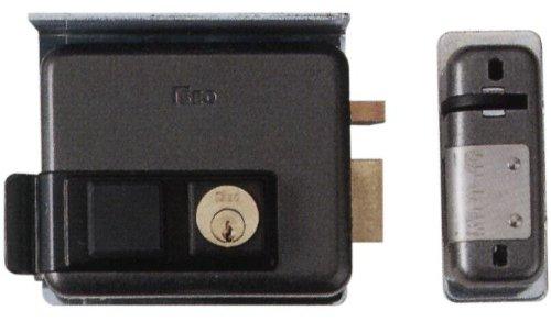 Serratura Elettrica da Applicare Iseo Art. 5250.10 Misura 60 mm Verso Dx