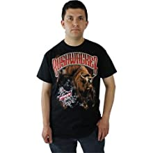 Bushwacker Final Rides T-Shirt - Black