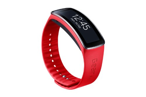 Original Oem Samsung Gear Fit Strap - Red