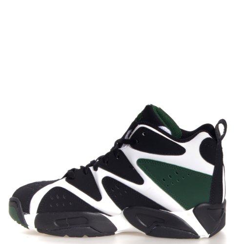 Reebok (Gs) Big Kids Kamikaze 1 Mid Basketball Shoes