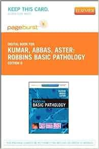 ROBBINS PATHOLOGY EDITION BASIC 9TH