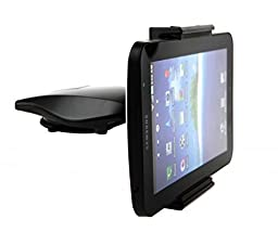 Pama Universal Cd Mount Holder For 11.0 Cm To 17.0 Devices Brkcd2 Perfect Phablets Tablets Including Ipad Mini Galaxy Tab Note 7 8