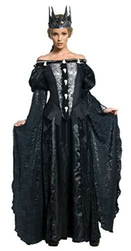 Rubies Womens Snow White And The Huntsman Queen Ravenna Dark Evil Costume