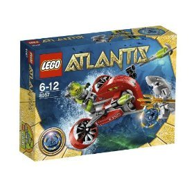 LEGO Atlantis Wreck Raider (8057) Amazon.com