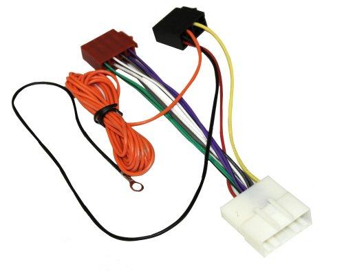 AK8 ISO-Konverter - Adapter - Kabel Radioadapter Radio Kabel Stecker ISO-Kabel Verbindung
