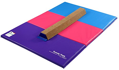 Tumbl trak sectional beam bright pastel mat combo for Bright beam goods