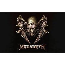 Posterhouzz Music Megadeth Band (Music) United States Slayer Joey Jordison HD Fine Art Paper Print Wall Poster