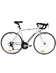 Woodworm White Lightning Road / Racing Bike - White