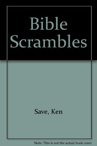 Bible Scrambles