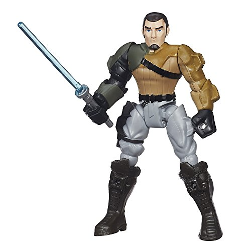 Star Wars Hero Mashers Rebels Kanan Jarrus - 1
