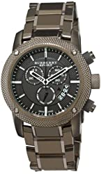 Burberry Men's BU7716 Chrono Sport Brown Chronograph Dial Watch