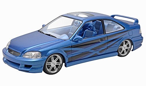 Revell/Monogram Fast & Furious Honda Civic Si Coupe Model Kit (Honda Models compare prices)