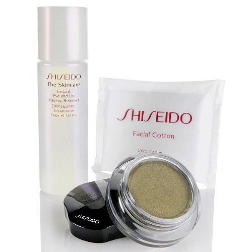 Shiseido Shimmering Cream Eye Color with 2 Bonus Samples - Patina