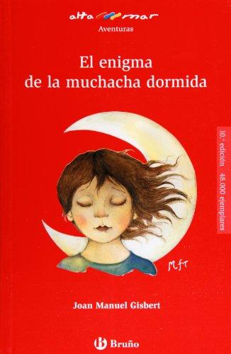 El enigma de la muchacha dormida (Altamar 12 Años)