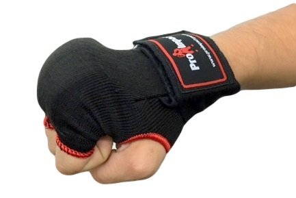 Pro Impact Boxing MMA Quick Wraps Glove Wraps LARGE 1 Pair