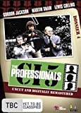 The Professionals CI 5 Dossier 4 ( The Acorn Syndrome Wild Justice Fugitive Involvement Need to Know Take Away Black Out Blood Sports Slush Fund The Gun Hijack Mixed Doubles We [DVD]