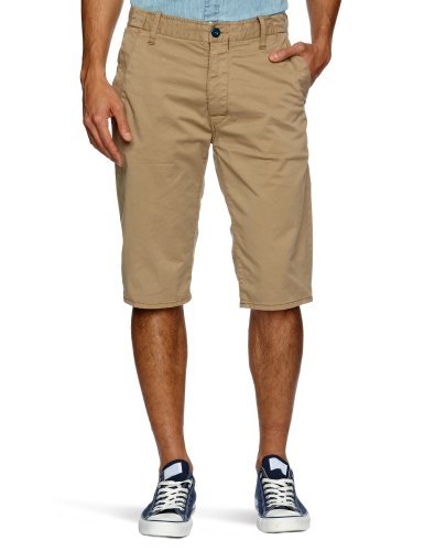 G-Star Raw RCT Bronson Chino Men's Shorts Grege W30 INxL32 IN - 21.131.81913A.4893.255.0.30