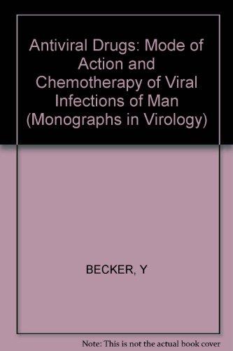 Antiviral Drugs (Monographs in Virology, Vol. 11)