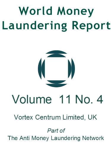 world-money-laundering-report-volume-11-number-4-english-edition