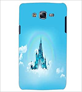 PrintDhaba Flying Castle D-2313 Back Case Cover for SAMSUNG GALAXY J5 (Multi-Coloured)
