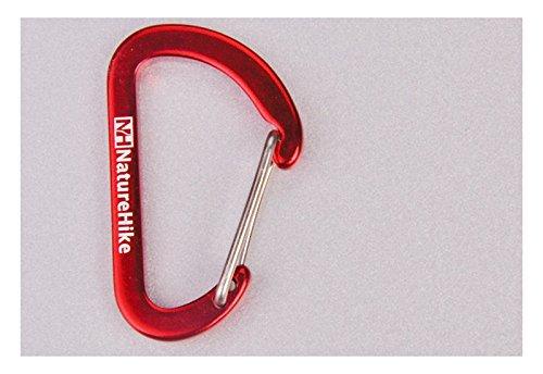 20pcsextrieur-10Lot-mousqueton-Mini-sac--dos-plat-en-Boucle-crochet