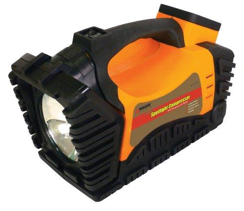 Cordless Spotlight Compressor