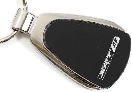 dodge-challenger-mangum-srt8-chargeur-noir-pendentif-en-forme-de-goutte-avec-porte-cles-avec-logo-au