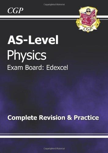 AS-Level Physics Edexcel Complete Revision & Practice