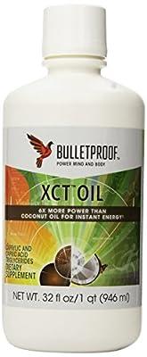 Bulletproof XCT Oil 32 oz Bottle
